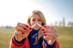 stoppen met roken sanelco zelftest